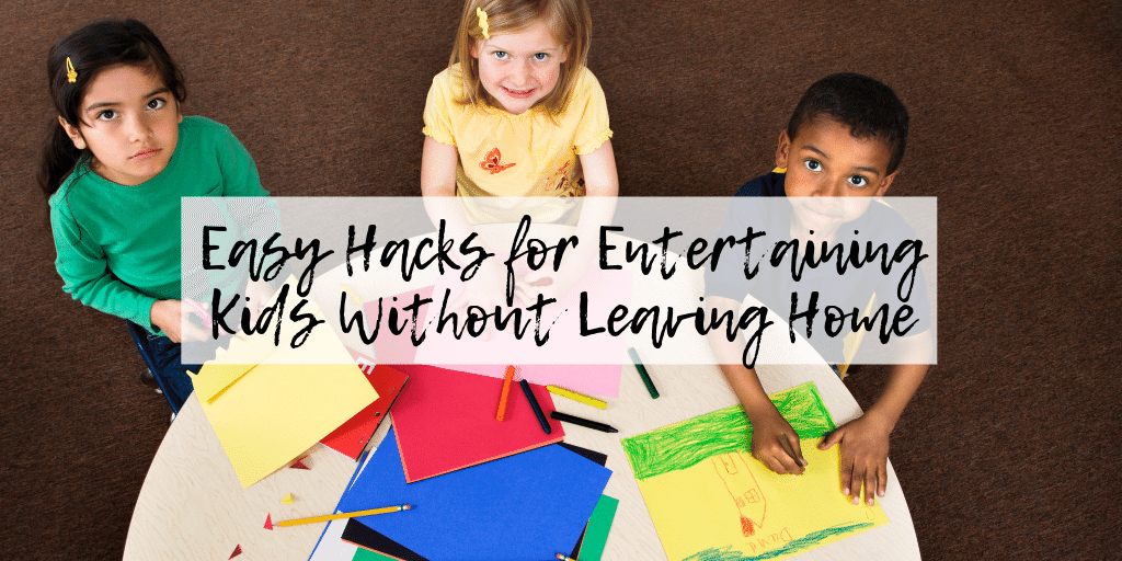 With the school year coming to a close, it means your kids will be itching for something to do. Here are five activities you can do with them! Here are some fun activities that you can do at home with your kids to have summer fun.